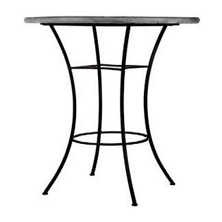 Sardinia Round High Dining Table