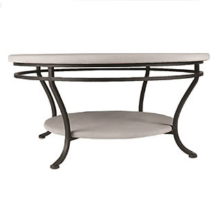 KNF Bella Bleu Double-tiered Coffee Table