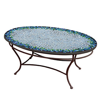 KNF Belize Oval Coffee Table