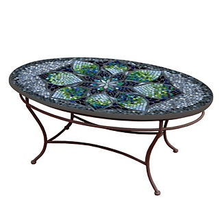KNF Belcarra Oval Coffee Table