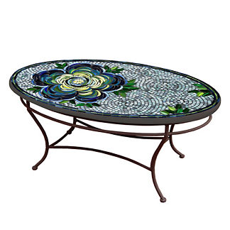 KNF Giovella Oval Coffee Table