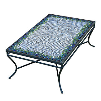 KNF Belize Rectangular Coffee Table