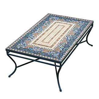 KNF Caribbean Sea Rectangular Coffee Table