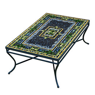KNF Lake Como Rectangular Coffee Table