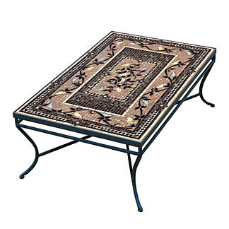 KNF Provence Rectangular Coffee Table