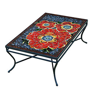 KNF Zinnia Rectangular Coffee Table