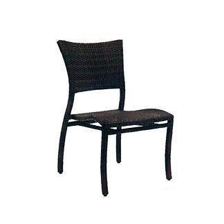 Skye Dining Side Chair with Cushion by Summer Classics