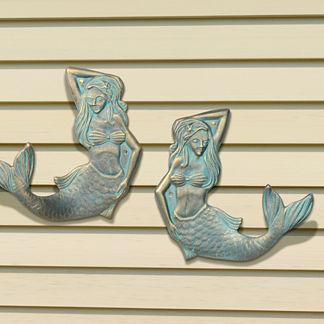 Mermaid Towel Hooks