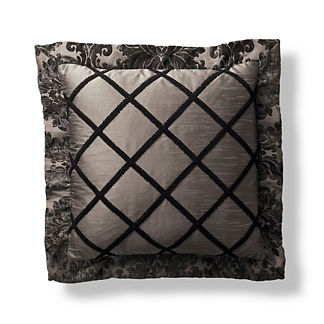 Marmont Lattice Decorative Pillow