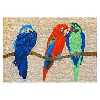 Parrots Entry Mat