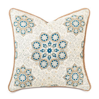 Hampton Corded Designer Pillow