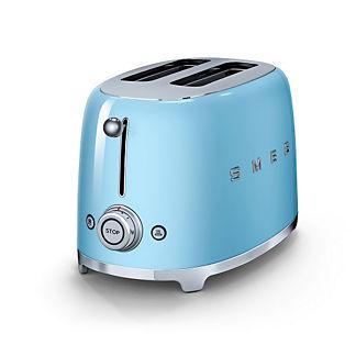 SMEG 50s Style Two Slice Retro Toaster