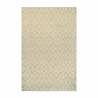 Gavin Knotted Area Rug