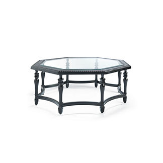 Carlisle Octagon Chat Table Cover