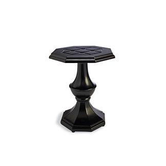 Grayson Pedestal Side Table Cover