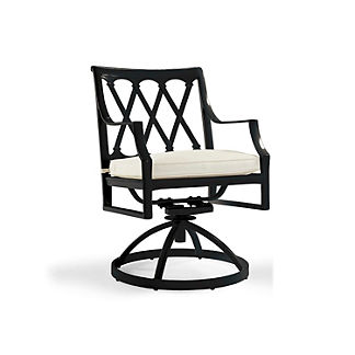 Grayson Swivel Rocker Dining Chair Cover
