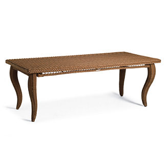 Hampton Rectangular Dining Table Cover