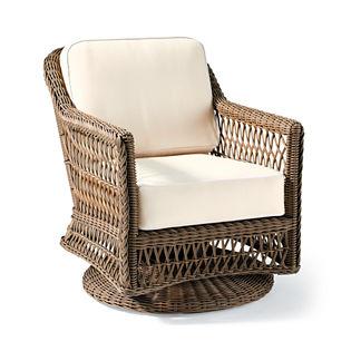 Hampton Lounge Swivel Rocking Chair Cover
