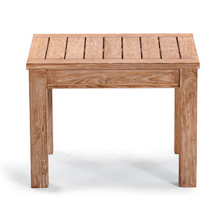 Hyde Park Teak Side Table Cover