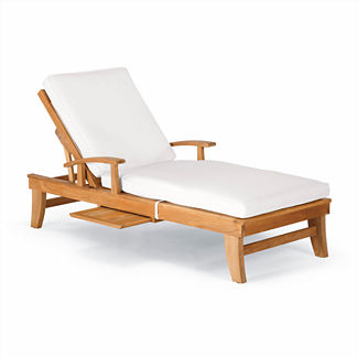 Melbourne Chaise Cover