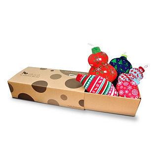 Santa's Little Squeakers Toy Set
