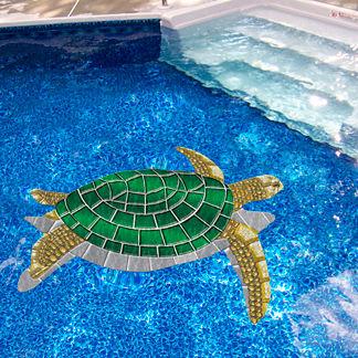 Sea Turtle Pool Mat