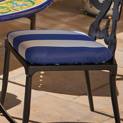 Fabric Kitchen Chair Cushion Frontgate
