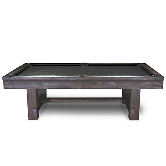 Reno Rustic Antique Walnut Pool Table