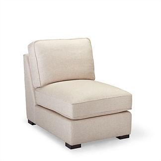 Sawyer Linen Armless Chair