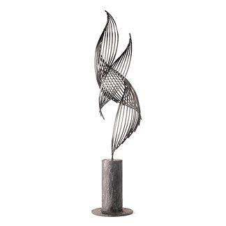 Cyclones Sculpture by Porta Forma