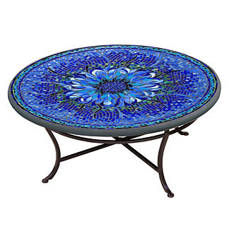 KNF Bella Bloom Single-Tiered Coffee Table