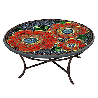 KNF Zinnia Single-Tiered Coffee Table