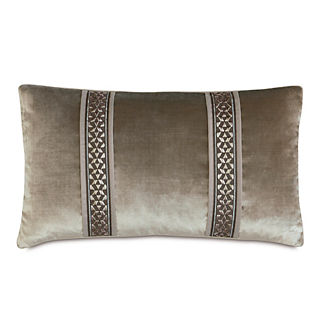 Ezra Bolster Pillow Sham by Eastern Accents