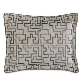 Ezra Pillow Sham by Eastern Accents