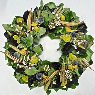 Keylime Dried Wreath