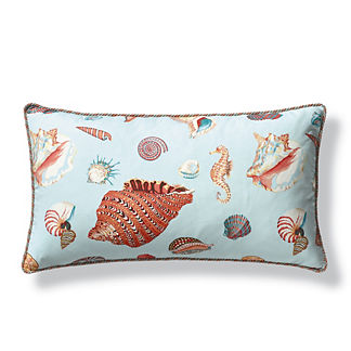 Miramar Printed Shell Pillow Sham