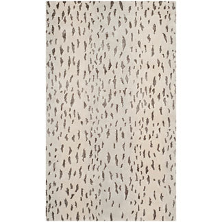 Speckled Wool Area Rug