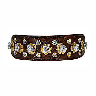 Monarch Vegan Croc Collar