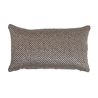 Yves Delorme Tatou Lumbar Pillow