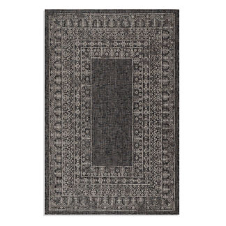 St. Lucia Border Indoor/Outdoor Rug