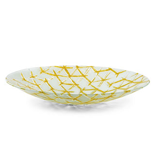 Gold Crest Tray