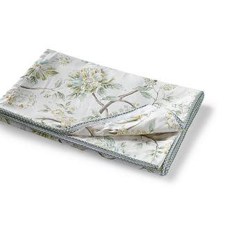 Magnolia Mint Duvet Cover