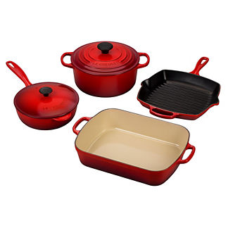 Le Creuset 6-pc. Signature Set