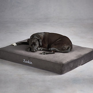 Box-edge Rectangle Custom Pet Bed