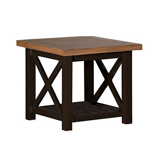 Cahaba End Table by Summer Classics