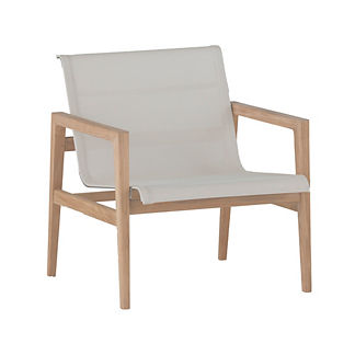 Coast Teak Lounge Chair by Summer Classics
