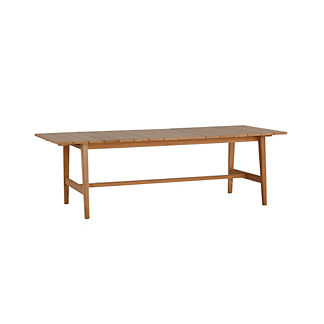 Coast Teak Extension Table by Summer Classics