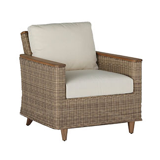 Pacific Spring Lounge Chair with Cushions by Summer Classics