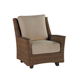Royan Spring Lounge Chair with Cushions by Summer Classics