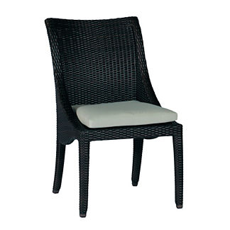 Athena Dining Side Chair with Cushion by Summer Classics